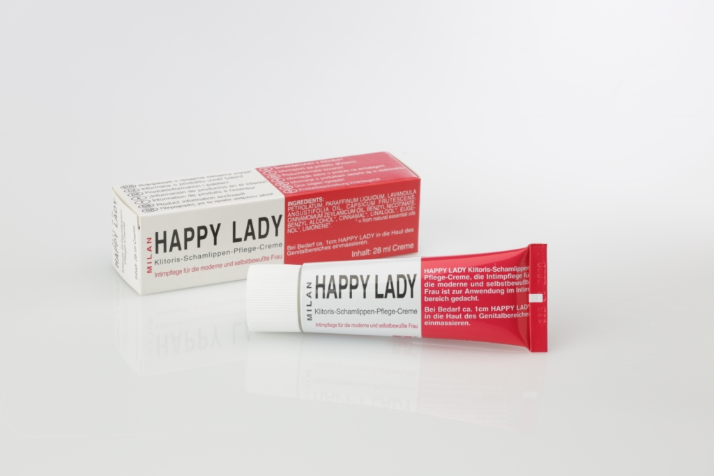 Крем HAPPY LADY